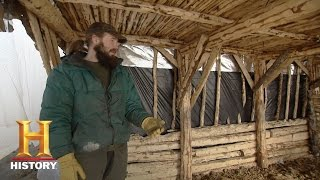Mountain Men: Bonus: Morgan's Homestead Tour (Season 5) | History