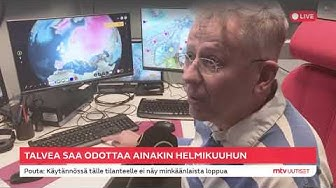 mtv uutiset live Tammikuun sääennuste 2020