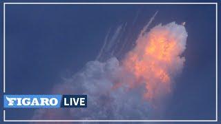 👩🏽?🚀Dernier test SpaceX réussi avant un vol habité vers l'ISS