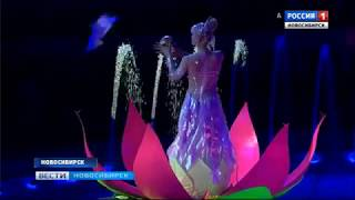 В Новосибирск приехал уникальный «Цирк на воде» Андрея Шевченко