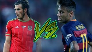 Neymar Jr vs Gareth Bale ● Velocity,Skills,Goals Battle 2015/2016 | HD