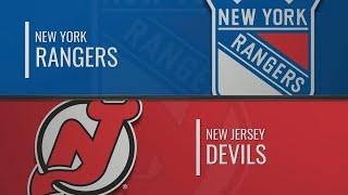 Нью-Йорк Рейнджерс - Нью-Джерси Девилз | НХЛ обзор матчей 30.11.2019 |New York Rangers vs New Jersey
