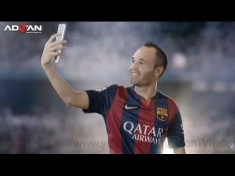 Iklan Tablet Advan Barca Tab 7 Inch