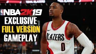 NBA 2K19 Full Version Gameplay: What