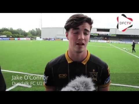 🎤 Interview | Jake O'Connor - DFC U-19s
