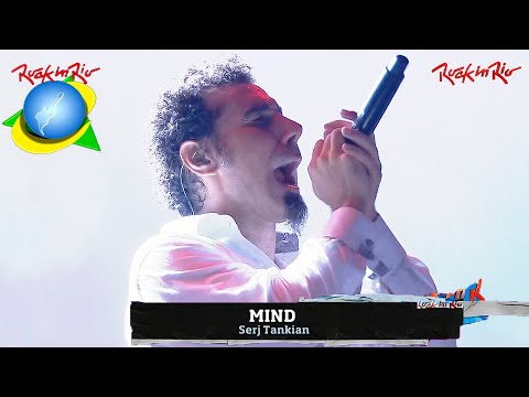System Of A Down  Mind 【Rock In Rio 2011  60fpsᴴᴰ】
