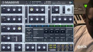 Talkbox with Native Instruments Massive
