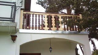 Balkonske i dvorišne ograde,ukrasi za d...