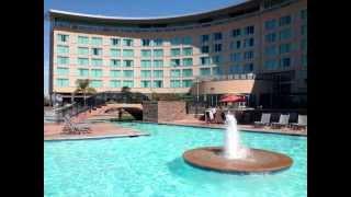 Swim Time at the Tachi Palace Hotel & Casino! (July 26, 2014)