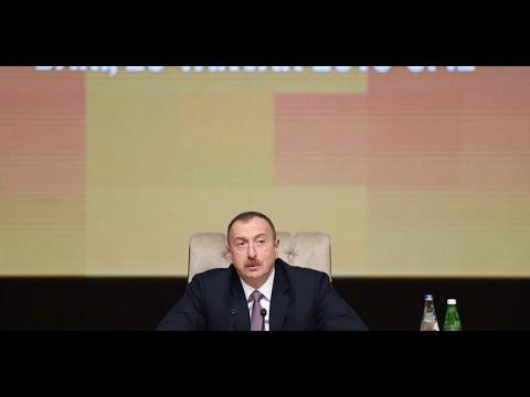 İlham Əliyevin regionlarının sosial-iqtisadi inkişafına həsr olunmuş konfransda yekun nitqi
