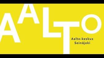 Aalto-keskus - The Aalto Centre Seinäjoki