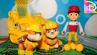 Щенячий патруль новые серии Развивающие мультфильмы УЧИМ ЦВЕТА Игрушки Paw Patrol Мультики для детей
