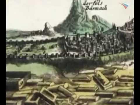 РЕН ОГНИ; Дербент   древний город