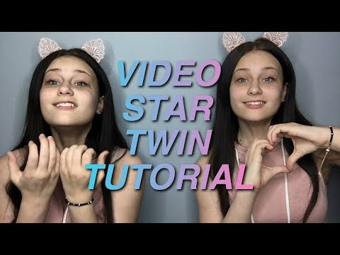 VIDEO STAR TWIN TUTORIAL