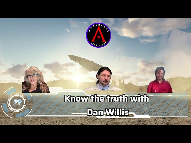 Promo-Dan Willis-Alien race to allow abductions in return for technology. Whats the truth and plan?