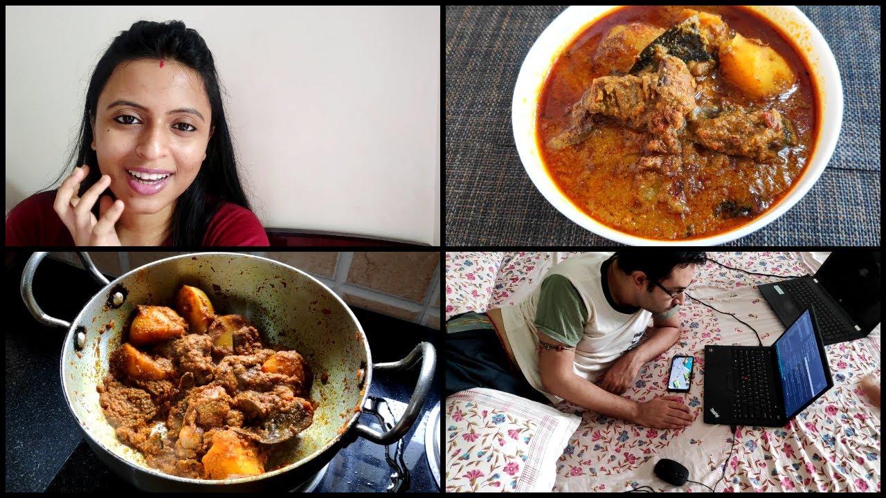 Shadi ke bad Pahli Bar khaya | Chicken Se Bhi Jyada Pasand Hai Mujhe Ye | Glam With Me