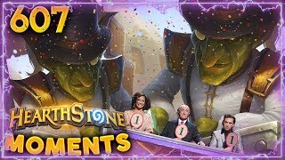 Style Points On Point!! | Hearthstone Daily Moments Ep. 607