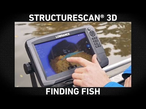 Finding Fish with StructureScan 3D