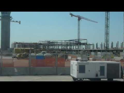 HD DAL Part 2 Construction of NEW Dallas Love Field Terminal August 17, 2011