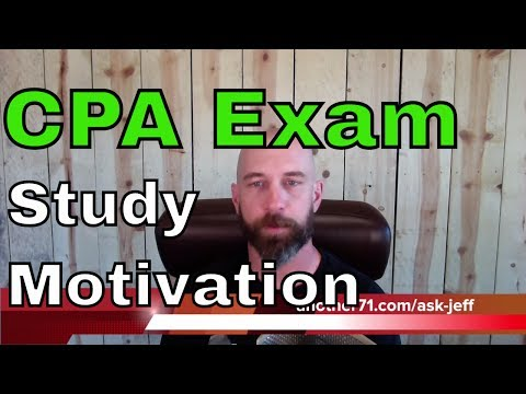 CPA Exam Study Motivation: Score Release  | CPA Exam NINJAs