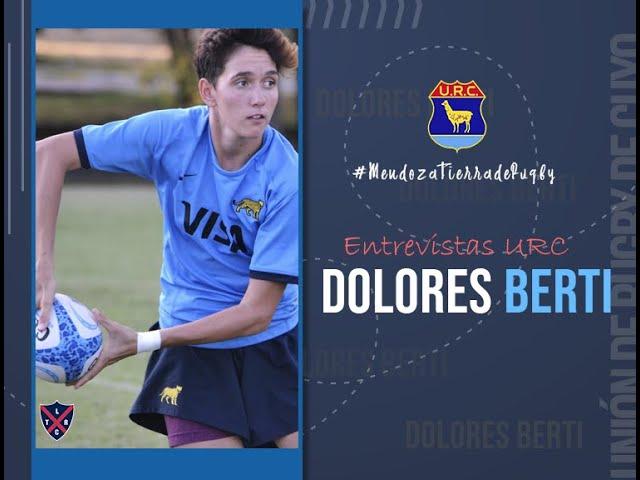 Entrevista Dolores Berti 2020