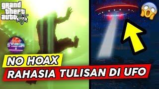 MEMBONGKAR MISTERI Isi & Tulisan di UFO yang Akhirnya TERUNGKAP di GTA 5 Rahasia Easter Egg Alien !!