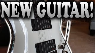 Schecter Hellraiser - C1 FR White Thoughts/Review!