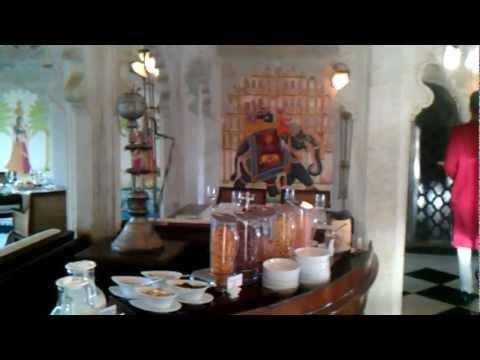 Breakfast - Taj Lake Palace Hotel - Experience 5 Star Luxury & Comfort