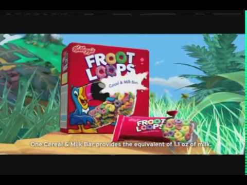 FINAL SPOT 'On Track'  Froot Loops commercial