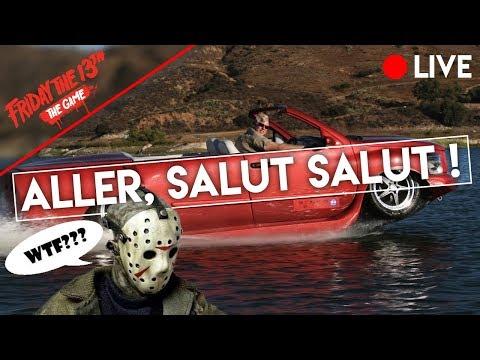 ALLER, A BIENTÔT JASON ! - Friday the 13th