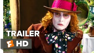 alice through the looking glass official grammy trailer 2016 johnny depp movie hd