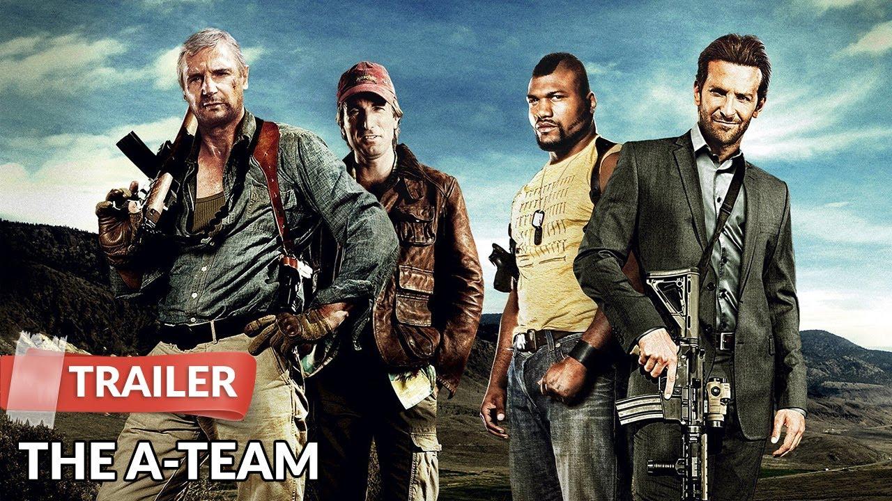 The A Team 2010 Trailer Hd Liam Neeson Bradley Cooper Youtube