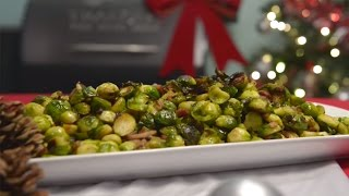 Holiday Roasted Brussel Sprouts Recipe By Traeger Grills
