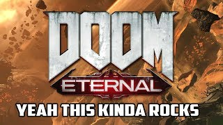 So I Played Doom Eternal At E3... (Preview) - GmanLives