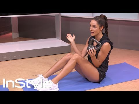 Get that Body: Summer-Ready Abs with Fitness Expert Kayla Itsines | InStyle