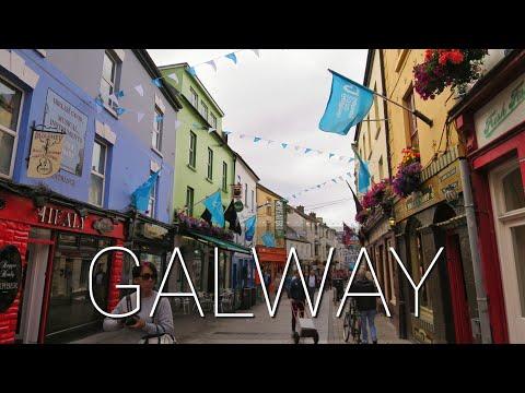 Vlog #15: Galway, Ireland