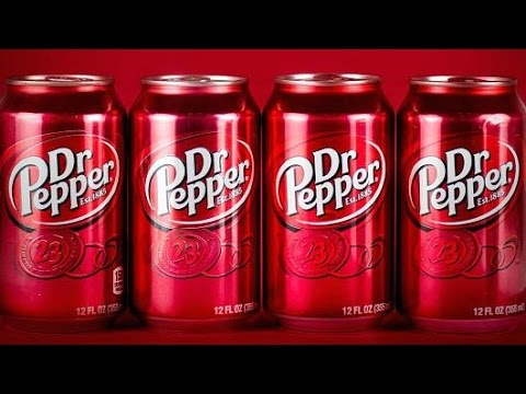 The Dr. Pepper Song