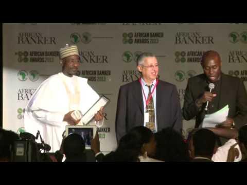 Africa Banker Award