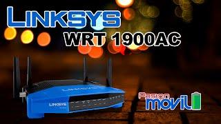 Router Linksys WRT1900ac - Análisis en Español