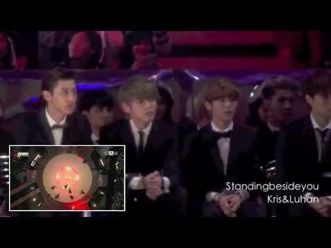 Big Bang & EXO