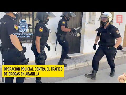 Detenidos 3 miembros de un clan familiar que elaboraba hachís de forma artesanal en Abanilla