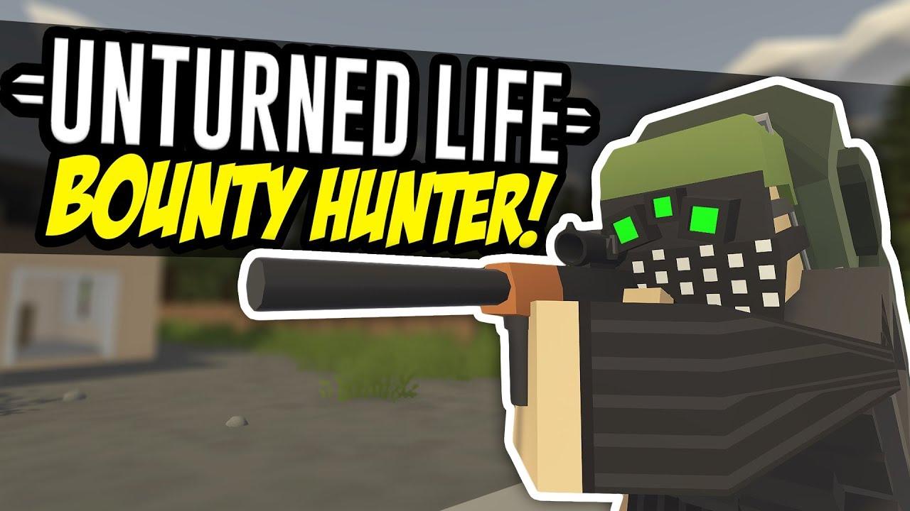 Download BOUNTY HUNTER - Unturned Life Roleplay #96