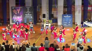 Greek Open 2016 | Dance Express 1st Place ( Hip Hop Adult )