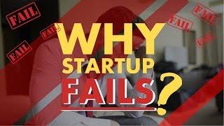 10. Why startups fail? [Skill Development]