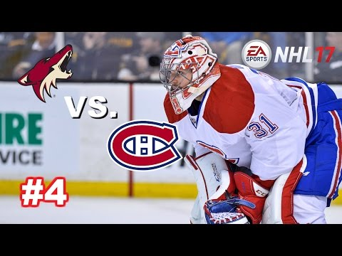 NHL 17 - Montreal Canadiens Franchise #4 - HABS Series Returns!