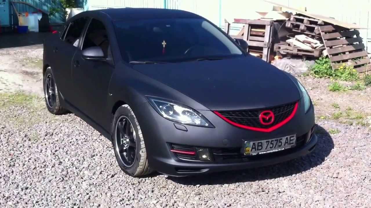 Замена шаровой Mazda 3 BL - YouTube