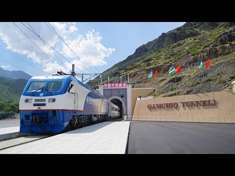Qamchiq Tunnel: a demonstration of 'Chinese speed'