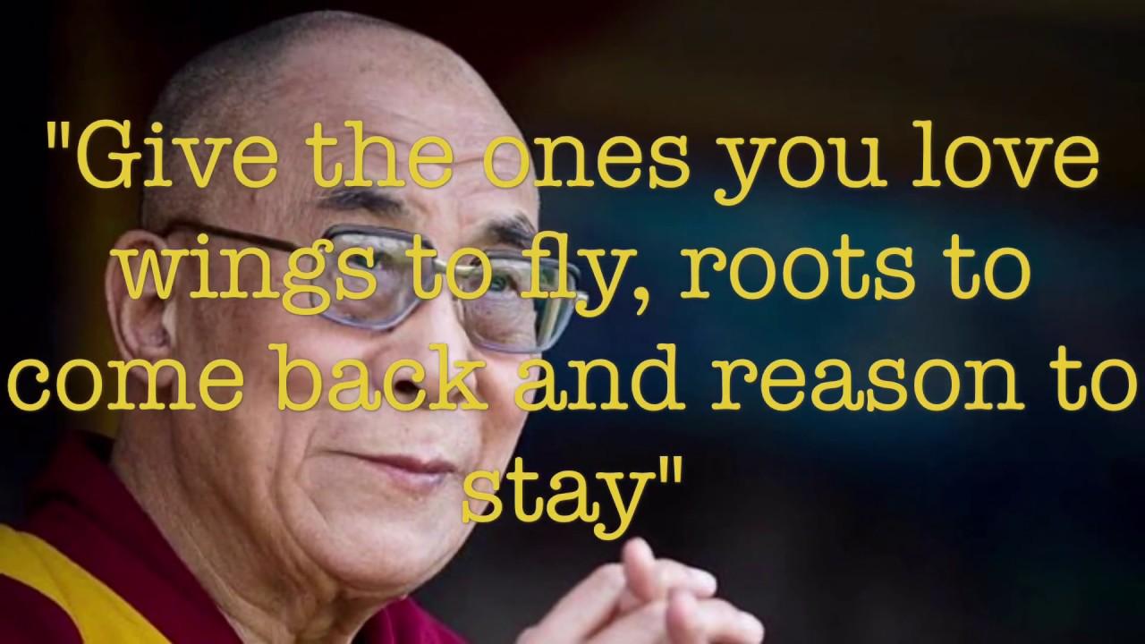Dalai Lama Quotes Life Dalai Lama Quotes  That Will Change Your Life Youtube