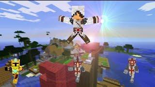 Assassins Creed - Minecraft #3 [Sequenz 1 beendet!] Mega Folge!