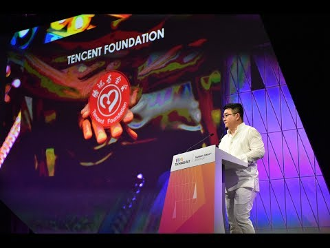 Tencent: The Empowering Hope of Technology